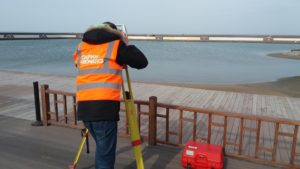 Bathymetry survey